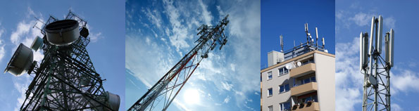 Telecoms site and mobile phone mast expert reports and expert witness evidence for litigation